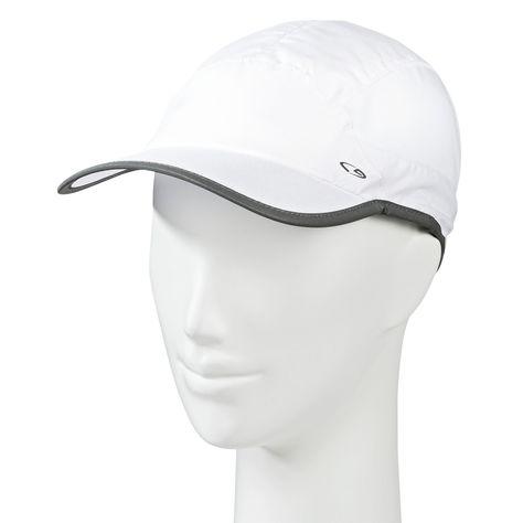 285ab258788 Women s Lightweight Baseball Hat - C9 Champion White One Size ...