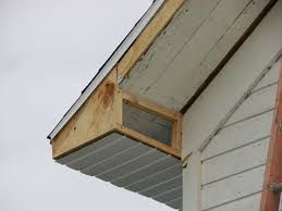 Image Result For Installing J Channel Around Corbels Home Building Tips Vinyl Siding Installation Vinyl Soffit
