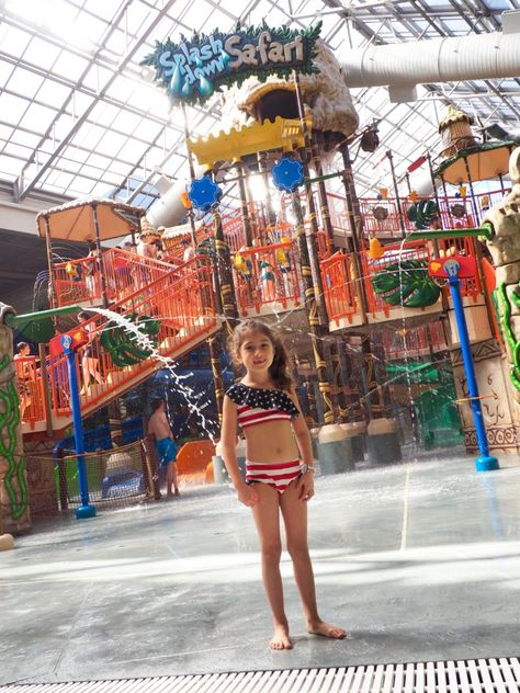 Indoor water parks are fantastic in winter while outdoor water parks are perfect for a sunny day. If you're planning a water park trip, here's a run down on everything you'll want to bring.