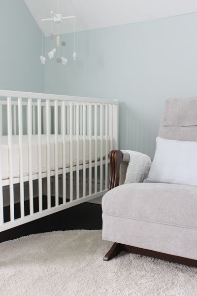 Gender Neutral Teal And Yellow Mustard And Gray And White Nursery