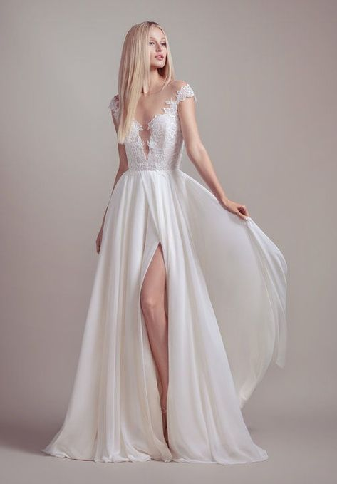 44e6948ccbce Soleil by Blush by Hayley Paige   Spring 2019 Collection   Blush by Hayley  Paige Wedding