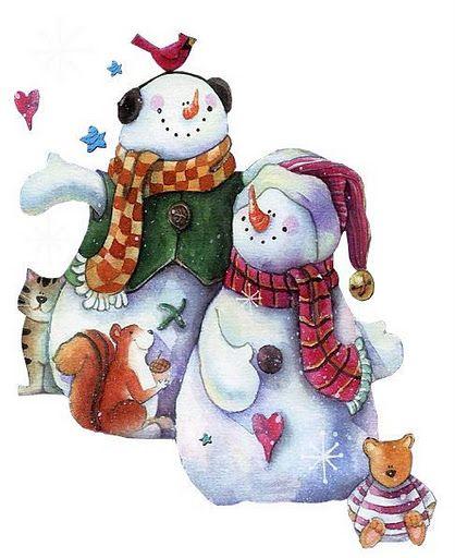 *SNOW-FRIENDS