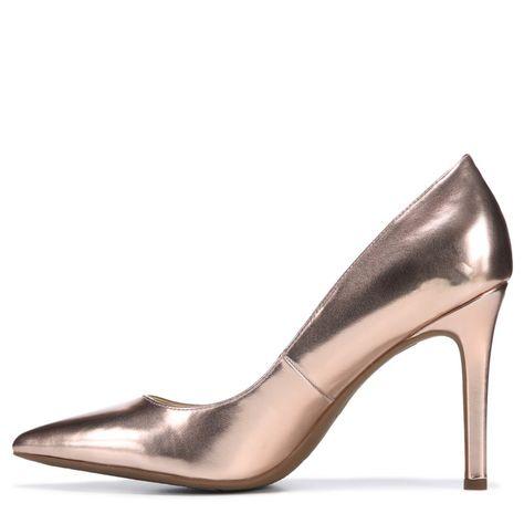 a7a92104a7757d Circus by Sam Edelman Women s Mina Pump Shoes (Rose Gold)