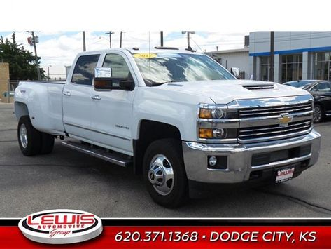 Used 2017 Silverado 3500hd Ltz 4wd Sale Price 49 866 Miles 61 227 Usedcars Usedcarsforsale Lewisautomotive Kansasusedca Dodge City Used Cars Automotive