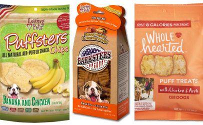 Recall Alert Treats May Be Contaminated With Salmonella Dog
