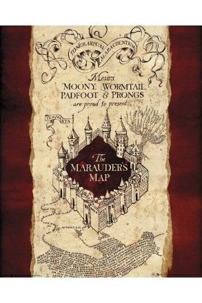 New Releases Harry Potter Poster Harry Potter Marauders Map Harry Potter Wallpaper