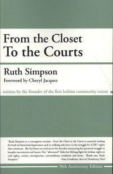 From the closet to the courts : the lesbian transition