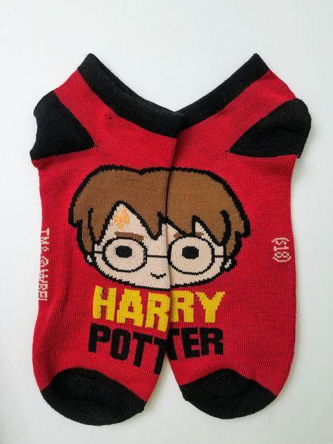 Harry Potter Ankle Socks