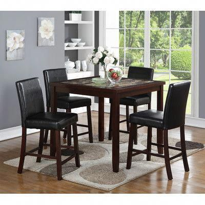 Learn Even More Information On Counter Height Table Diy Take A Look At Our Web Site Pub Dining Set Pub Table Sets Dining Table Chairs