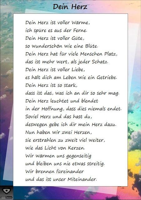 Nicole Sunitsch - Autorin - Hobbyautorin - Hobbykünstlerin - Hobbyfotografin: Dein Herz - Gedicht von Nicole Sunitsch!