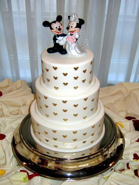 Post Your Wedding Cake - The DIS Discussion Forums - DISboards.com