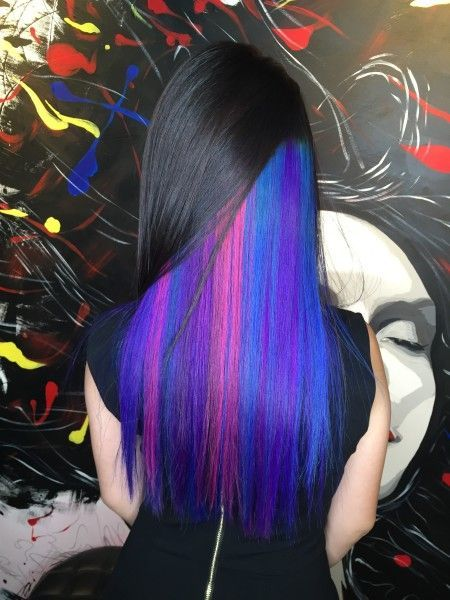 Top Christmas And New Year 39 S Eve Party Hairstyle Ideas For 2015 2016 Christmas Eve In 2020 Hair Styles Hidden Hair Color Hair Inspo Color
