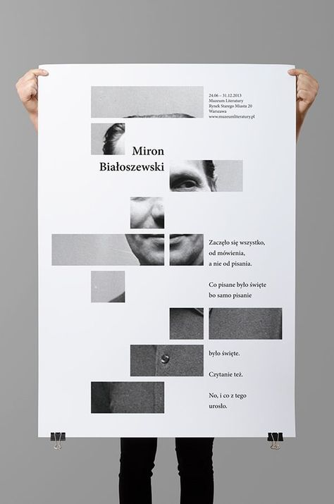 Designing with black and white: 50 striking examples for your inspiration