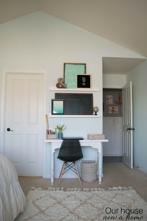 Simple Home Office Ideas Creating A E In Bedroom