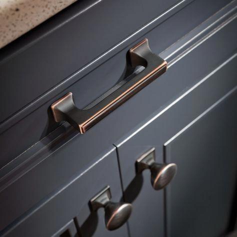 You Might Have Noticed This Before Kitchen Reno Ideas In 2020 Kitchen Cabinet Pulls Diy Kitchen Decor Bronze Kitchen