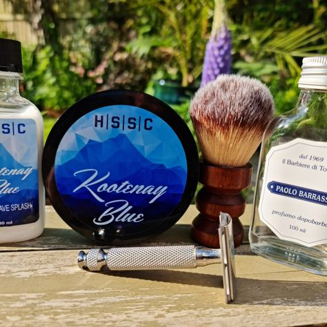 Canadian made and a fantastic soap, great lather, scent and post shave skin What's not to like.