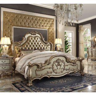 Astoria Grand Welling Standard Bed Wayfair Luxury Bedroom Sets Master Bedroom Furniture King Bedroom Sets