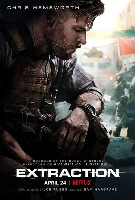 Extraction Chris Hemsworth Hemsworth Netflix Original Movies