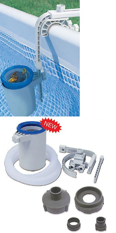 Skimbi Above Ground Swimming Pool Surface Skimmer For Intex Soft Sided Pools 844268006370 Ebay Above Ground Swimming Pools Pool Equipment Intex