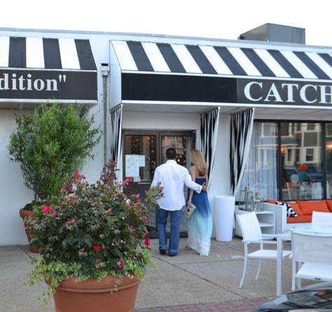 Catch Restaurant Bar Longport Nj Luxe Decor Margate