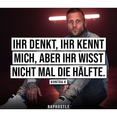 Deutschrap Zitate #2 – Deutschrap