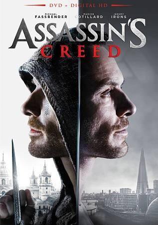 Assassins Creed 2016 Dvd Digital Hd Trivoshop Meilleur Film Action Meilleurs Films Film