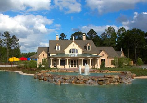 The Lake Club - community club house  http://www.fallsatimperialoaks.com/