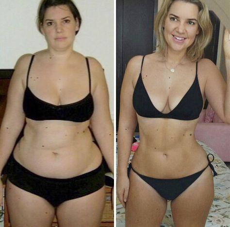 Personas que bajar de peso antes y despues de perder