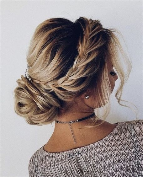 Do You Like This Hairstyle Nice Hairstyle Cool Post Fashiontips Fashinista Outfit Outfitsgo Casual Hair Up Cute Wedding Hairstyles Hair Styles
