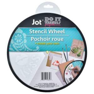 267675-Jot Do-It-Yourself Plastic Stencil Wheels   2018