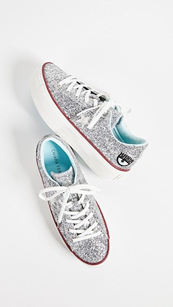 Converse x Chiara Ferragni Sneakers | Sneakers, Womens shoes ...