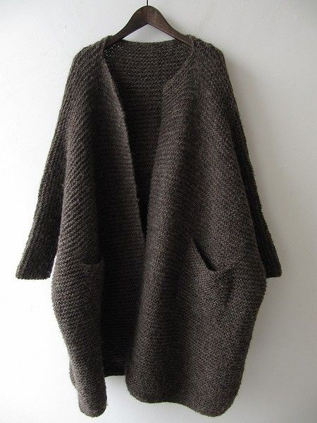 boxy structured shape vs soft knit material
