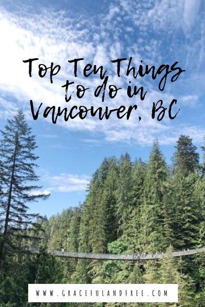 Vancouver travel. British Columbia Travel. Travel Guide. Opt Outside. Pacific Northwest Travel #wanderlustten #gracefulandfree #travelblogger #gablogger #gotravel #getoutside # lifestyle #pnwwonderland #pacificnorthwest