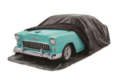 Anti-Rust Car Cover Storage Bag