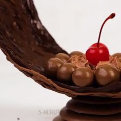 Chocolate fantasies for a bad day.