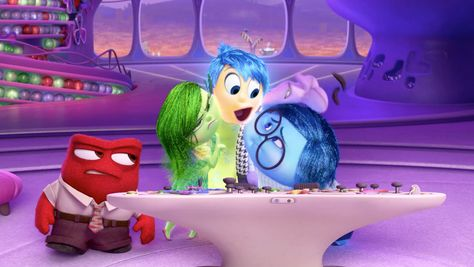 The Hollywood Reporter - 'Inside Out': Cannes Review
