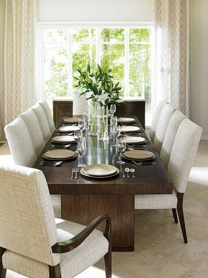 Fabulous Modern Cozy Dining Room 6 Rectangular Dining Room Set Rectangular Dining Table Dining Room Table Centerpieces