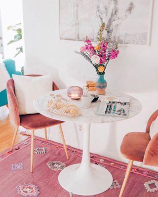 Hesby Home Decor Bohemian Modern Home Goods Hesby Home Decor Bohemian Modern Home Goods Hesby Pastel Home Decor Pink Home Decor Dining Room Decor