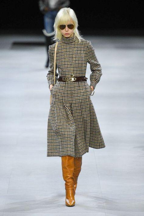 Celine Ready To Wear Herbst Winter 2019 2020 Modenschau Vogue Paris