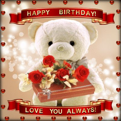 8 best Birthday Cards images – Birthday Love Greeting