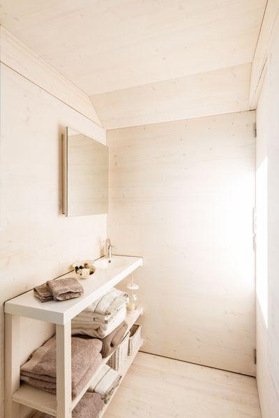 Kompakt Und Mobil Portable House Aph80 Mobiles Haus Klassisches Badezimmer Und Bad Fliesen Designs