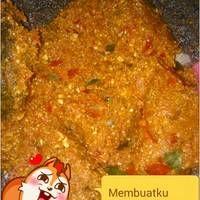 Resep Sambal Kacang Bumbu Pecel Gado2 Oleh Mama Wafiy Resep Kacang Makanan Resep
