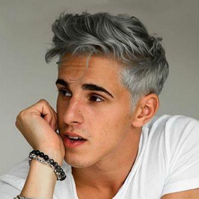 Dye mens grey hair Grey Hair