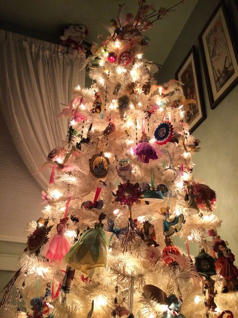 Disney Princess Christmas Tree Disney Christmas Christmas Decorations Christmas Tree