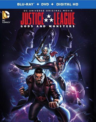 ด หน ง Justice League Gods And Monsters 2015 จ สต ซ ล ก ศ กเทพเจ าก บอส ร Hd พากย ไทย เต มเร อง Watch Justice League Justice League Movie Monsters