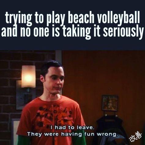 Volleyball Meme, Volleyball Players, Beach Volleyball, Funny Volleyball Sayings, Volleyball Clothes, Volleyball Drills, Volleyball Gifts, Coaching Volleyball, Haikyuu