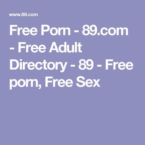 89.com free adult directory