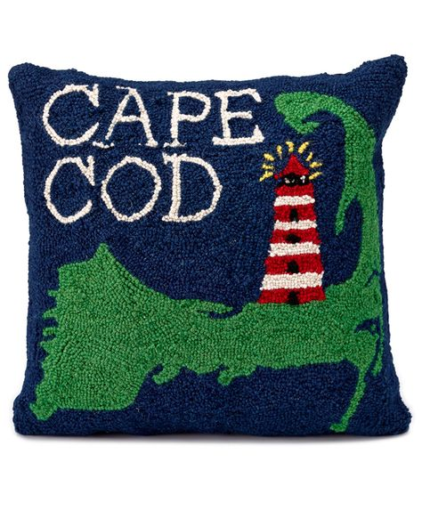 Cape Cod Decorative Pillow Is On Rue Shop It Now Pillow Fight Inspiration Cape Cod Decorative Pillows