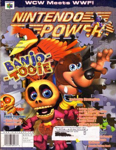 Nintendo Power Banjo Tooie The Nintendo Board Nintendo