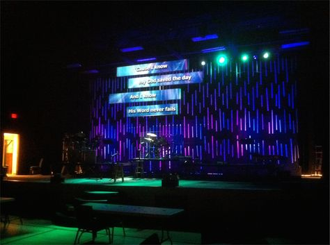 Emejing Contemporary Church Stage Design Ideas Images - Trend ...